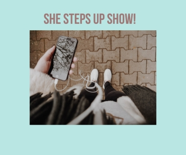 She Steps Up Show! (2)